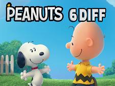 Peanuts 6 Diff