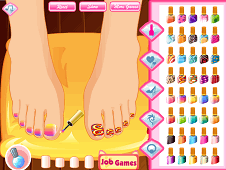Pedicure Design Salon