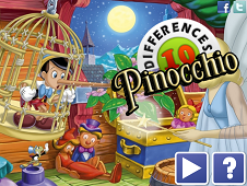 Pinocchio Differences