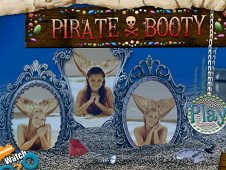 Pirate and Booty