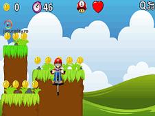 Pogo Stick Mario