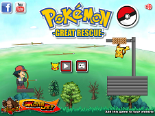 Pokemon Great Rescue