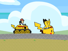 Pokemon R Tank Battle