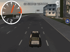 Police Car City Driving Sim