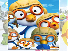 Pororo The Little Penguin Puzzle