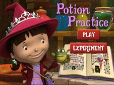 Potion Practice