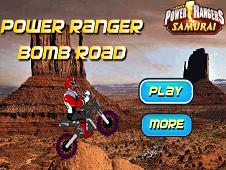 Power Ranger Bom Road