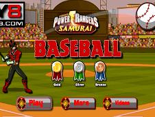 Power Rangers Baseball