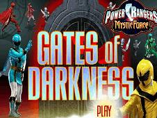 Power Rangers Gates of Darkness