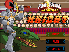 Power Rangers Knight