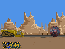 Power Rangers Mega Zord Rush