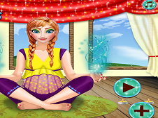 Pregnant Annas Yoga Retreat