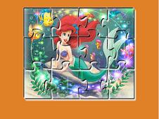 Princess Ariel Jigsaw Puzzle