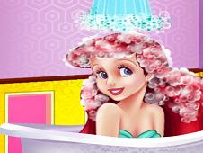 Princess Ariel Royal Bath