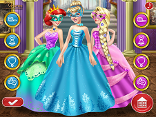 Princess Cinderella Enchanted Ball