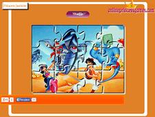 Princess Jasmine Jigsaw Puzzle