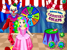 Princess Juliet Carnival Escape