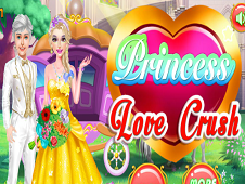 Princess Love Crush