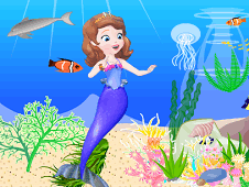 Princess Sofia Mermaid