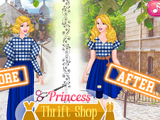 Princess Thrift Shop Challenge