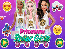 Princesses Roller Girls