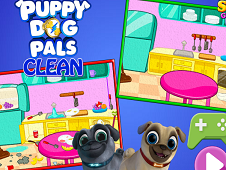 Puppy Dog Pals Clean