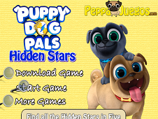 Puppy Dog Pals Hidden Stars
