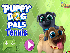 Puppy Dog Pals Tennis