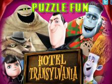Puzzle Fun Hotel Transylvania