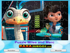 Puzzle Miles And Merc
