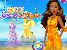 Quiz Princess vs Princess