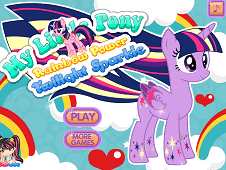 Rainbow Power Twilight Sparkle