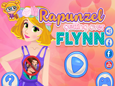 Rapunzel Getting Over Flynn