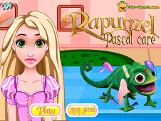 Rapunzel Pascal Care