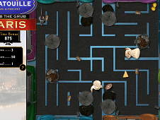Ratatouille Pacman