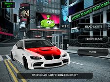 recognize car parts