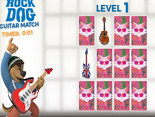 Rock Dock Guitar Match