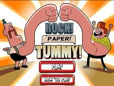 Rock Paper Tummy
