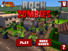 Rock vs Zombies