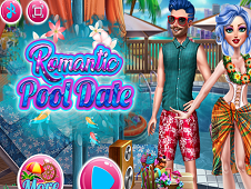 Romantic Pool Date