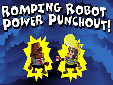 Romping Robot Power Punchout