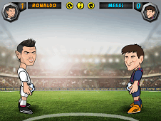Ronaldo Messi Duel