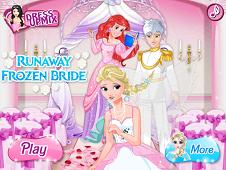 Runaway Frozen Bride