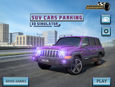 SUV Cars Parking
