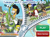 Sanjay si Craig Maths Test