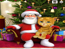 Santa Claus And Ginger