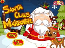Santa Klaus Makeover