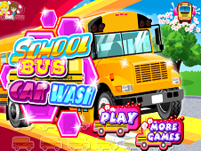 School Bus Car Wash