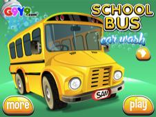 Schoolbus Car Wash