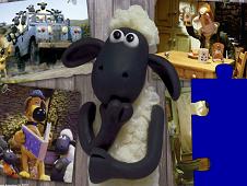 Shaun The Sheep Puzzle